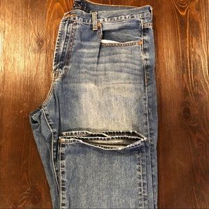 188 Relaxed Straight Lucky Brand Jeans